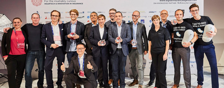 Insurtech Award in Munich: A Swiss Insurtech Newcomer Wins