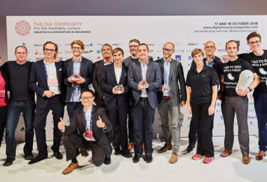 Insurtech Award in Munich: A Swiss Insurtech Newcomer Wins