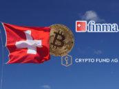 FINMA Vergibt Erste Bewilligung an ein Crypto-Unternehmen