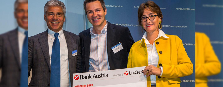 FinTech Award Alpbach: Schweizer Fintech AI Startup Gewinnt