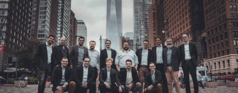 The Swiss National Fintech Team 2018 Convinces New York Investors
