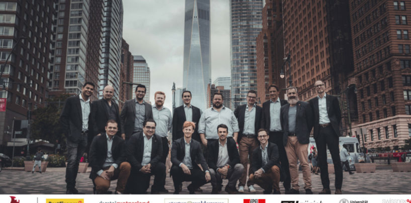 The Swiss National Fintech Team 2018 Convinces New York Investors