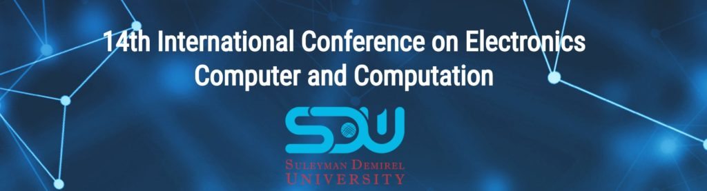 14th International Conference on Electronics Computer and Computation