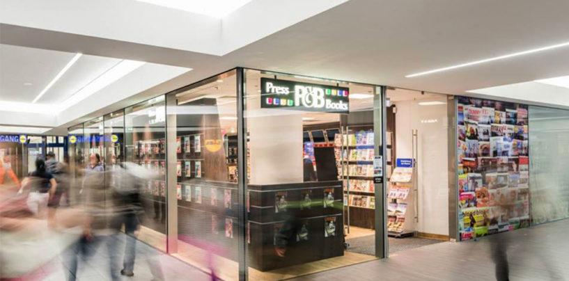 Am Kiosk nun Unkompliziert Bargeld Beziehen- Fintegration