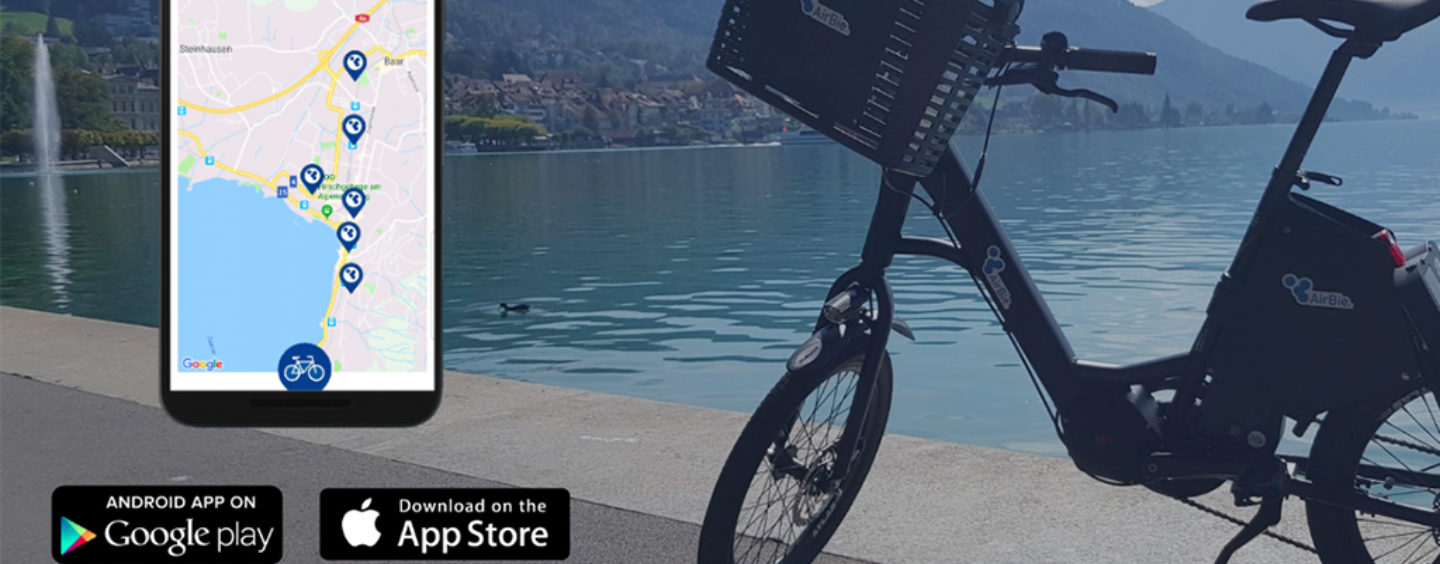 Cryptobikes: Zug Residents Can Now Ride e-Bikes Using Their Zug Digital IDs