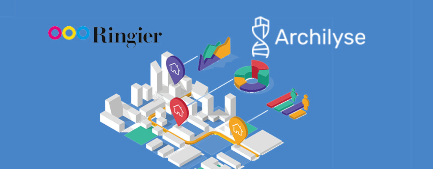 Ringier Digital Ventures Invests in Swiss Proptech Startup Archilyse