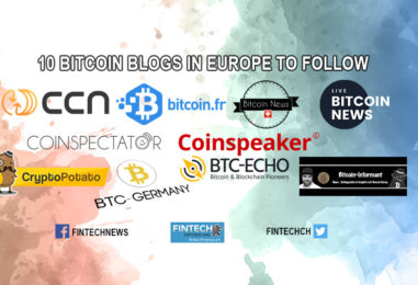 10 Bitcoin Blogs in Europe to Follow