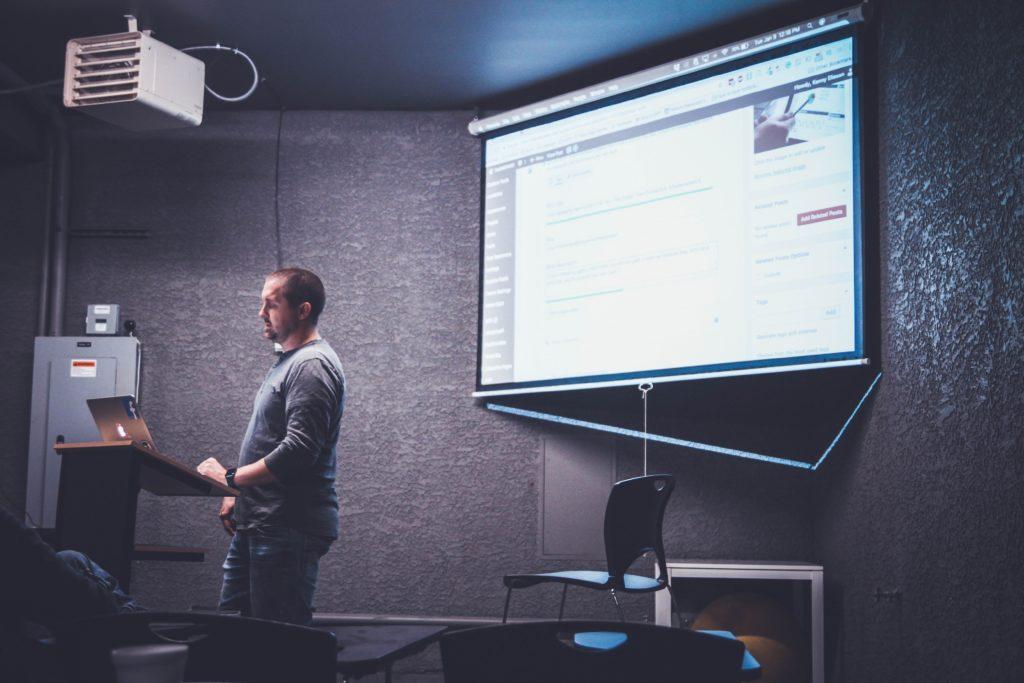 micheal sidler blockchain podcast investor funding presentation