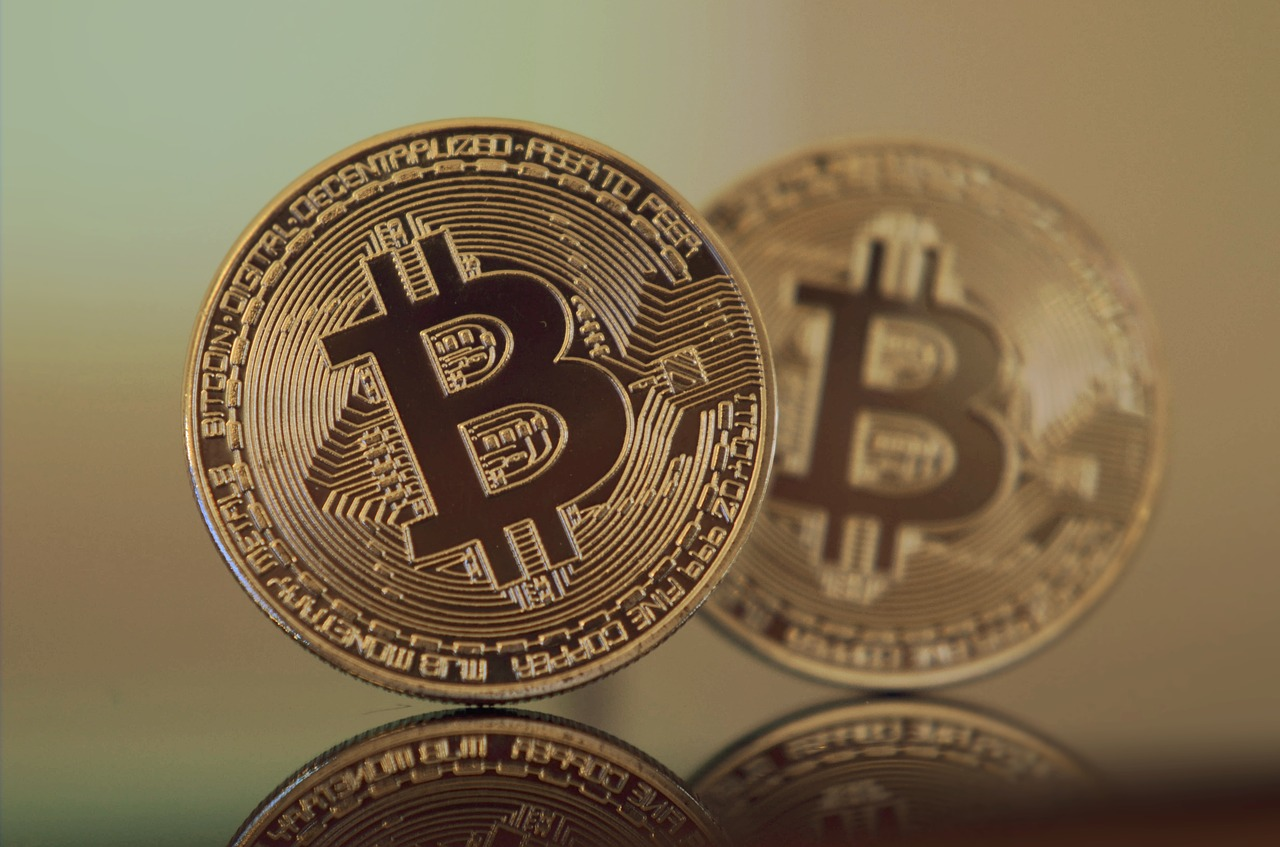 Bitcoin via MaxPixel.net