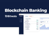 Europe's 1st Blockchain Bank