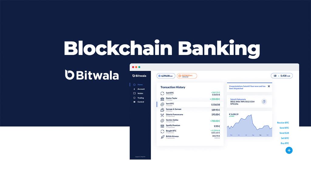 Swiss blockchain company today