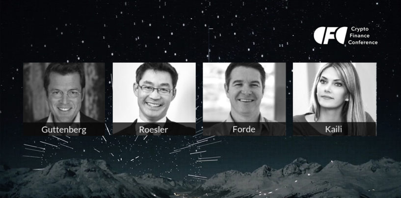 Global Thought Leaders and Blockchain Industry Experts Meet in St. Moritz