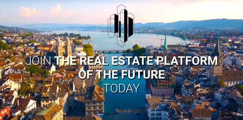 Schweizer Immobilien auf der Blockchain