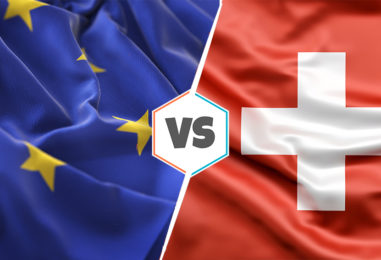 Digitalisation in the Banking Sector – Switzerland 1, Europe 0 ?