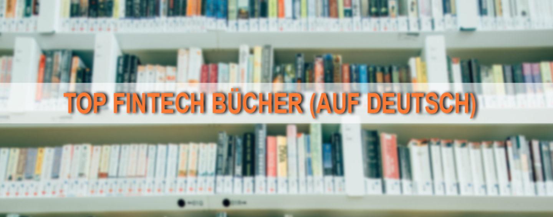 Top Fintech Bücher (auf Deutsch)