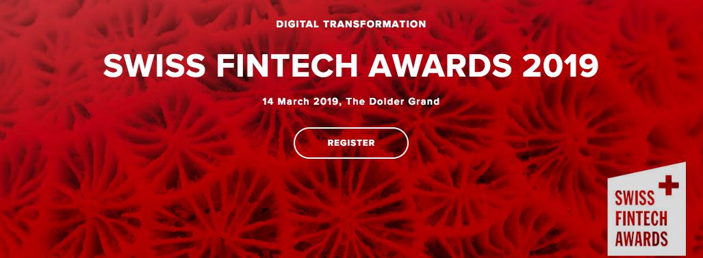 Swiss FinTech Awards