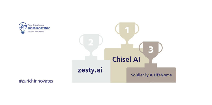 Zurich Announces Winners Of Global Insurtech Competition