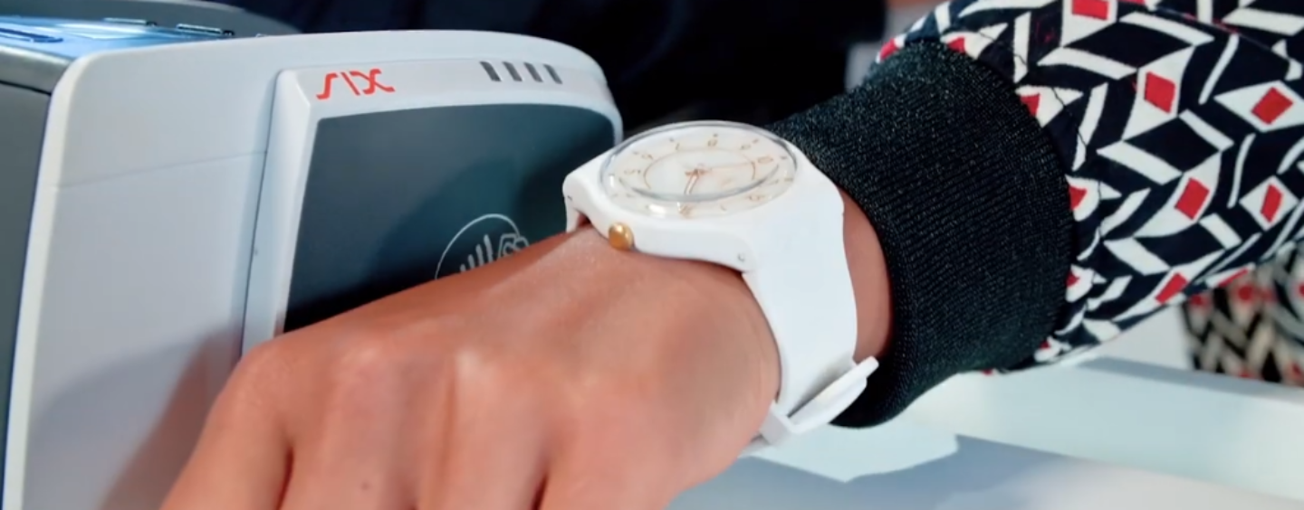 SwatchPay Comes to Switzerland, Enabled by Mastercard