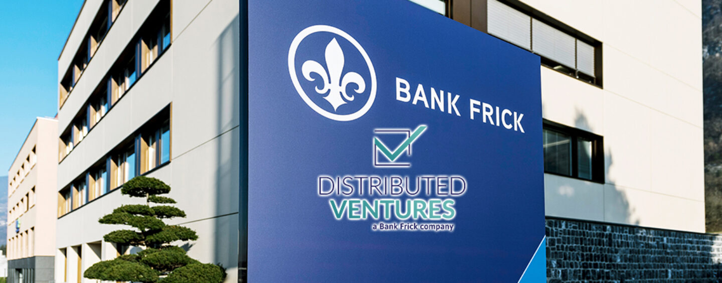 Bank Frick's Spinoff to Accelerate Fintech and Blockchain