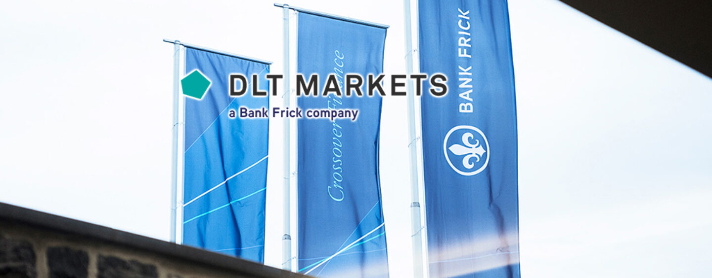 Bank Fricks Aims to Target Institutional Investors With Its New Subsidiary, DLT Markets