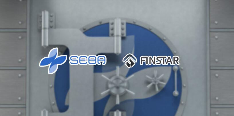 Die angehende Schweizer Krypto-Bank SEBA nutzt Finstar als Banking-Plattform