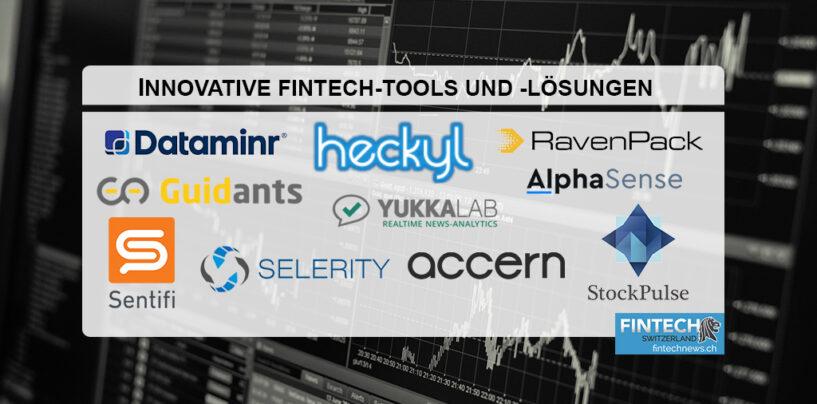 Innovative Fintech-Tools für die Finanzanalyse