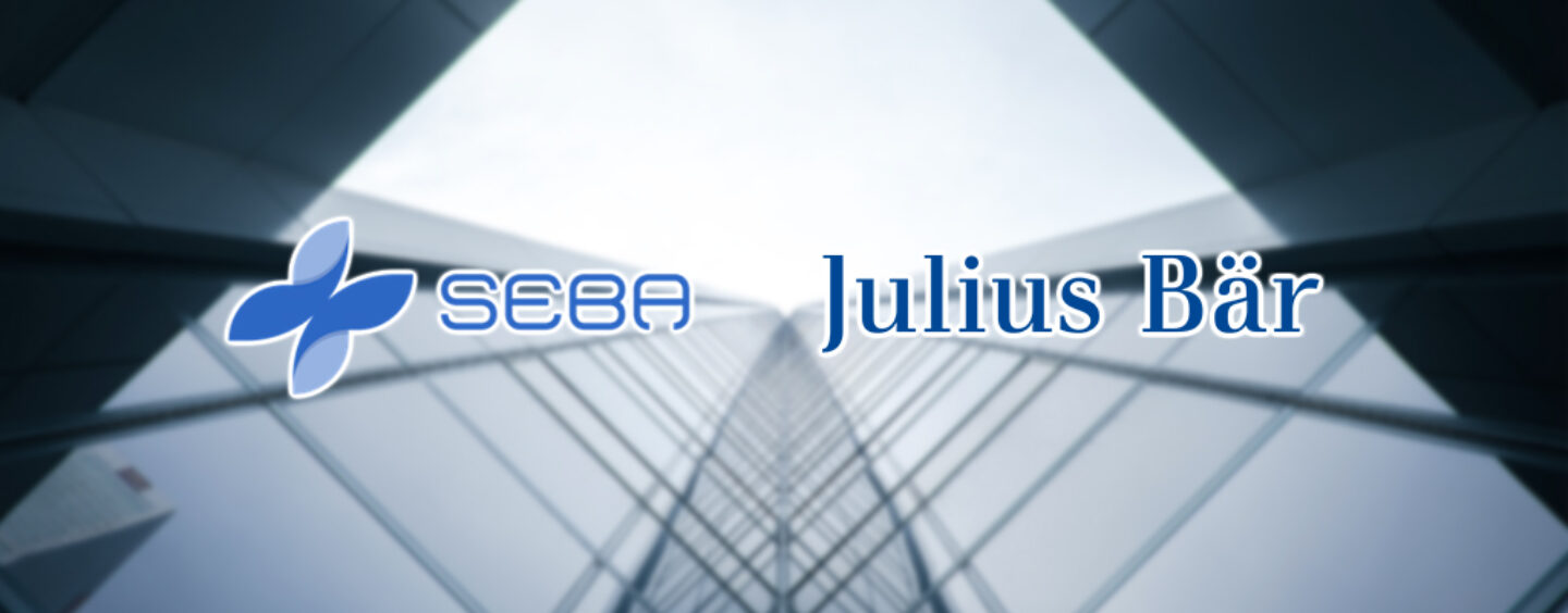 With Julius Baer's Vote of Confidence is SEBA Closer to Becoming a Crypto-Bank?