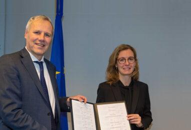 Liechtenstein Joins European Blockchain Partnership