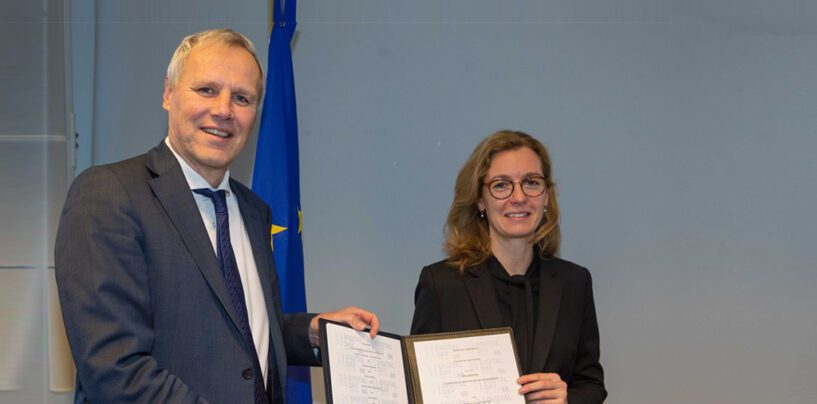 Liechtenstein Joins European Blockchain Partnership