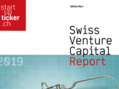 Fintech Highlights of the Swiss Venture Report 2019