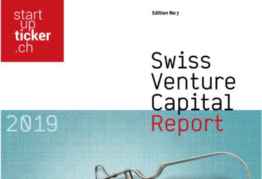 Fintech Highlights of the Swiss Venture Report 2019