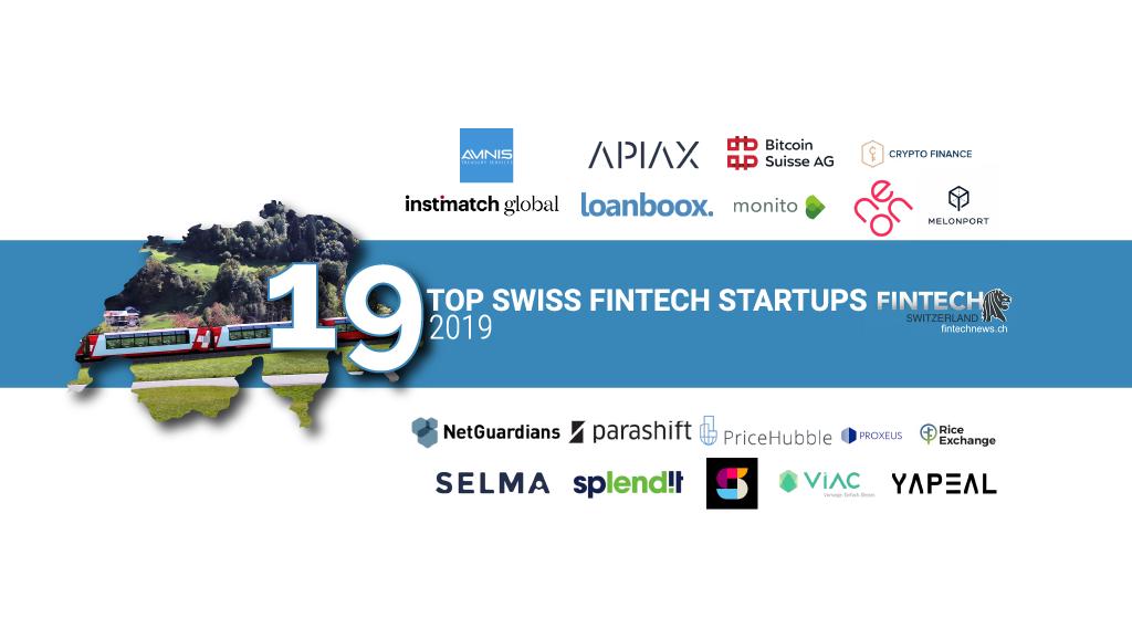 Top Fintech Startups in Switzerlanda