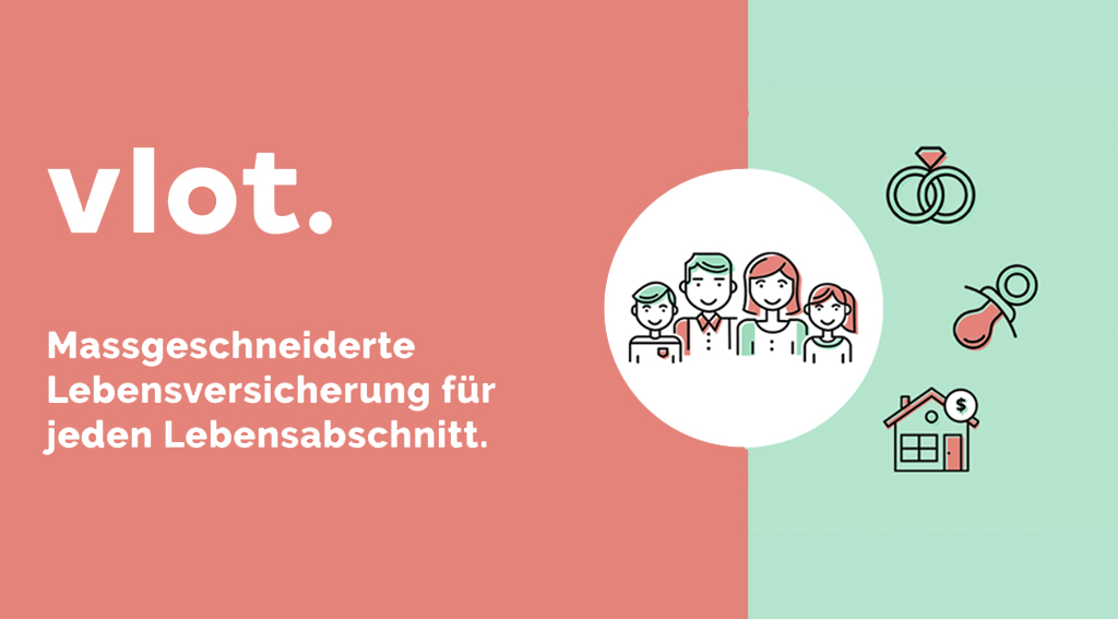vlot will die Lebensversicherung in der Schweiz revolotunieren