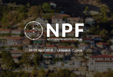 6th Nextgen Payments Forum – Cyprus: Innovation in a Disruptive Digital Economy