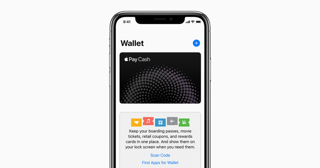 Apple Pay, via Apple