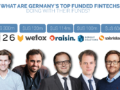 What Are Germany's Top Funded Fintech Startups Doing With Their Funds?