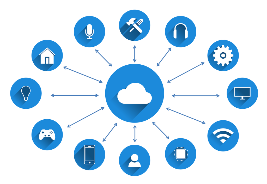 Internet of Things, Pixabay.com 1