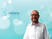 P2P Lending Cashare-Team mit neuem CFO