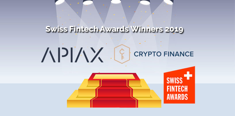 The Swiss Fintech Awards 2019 Goes To ….