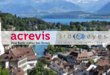 Ostschweizer Acrevis Bank geht Fintech Partnerschaft ein