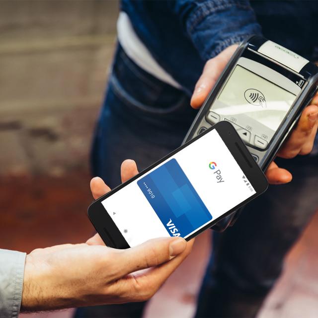 Google Pay_Visa