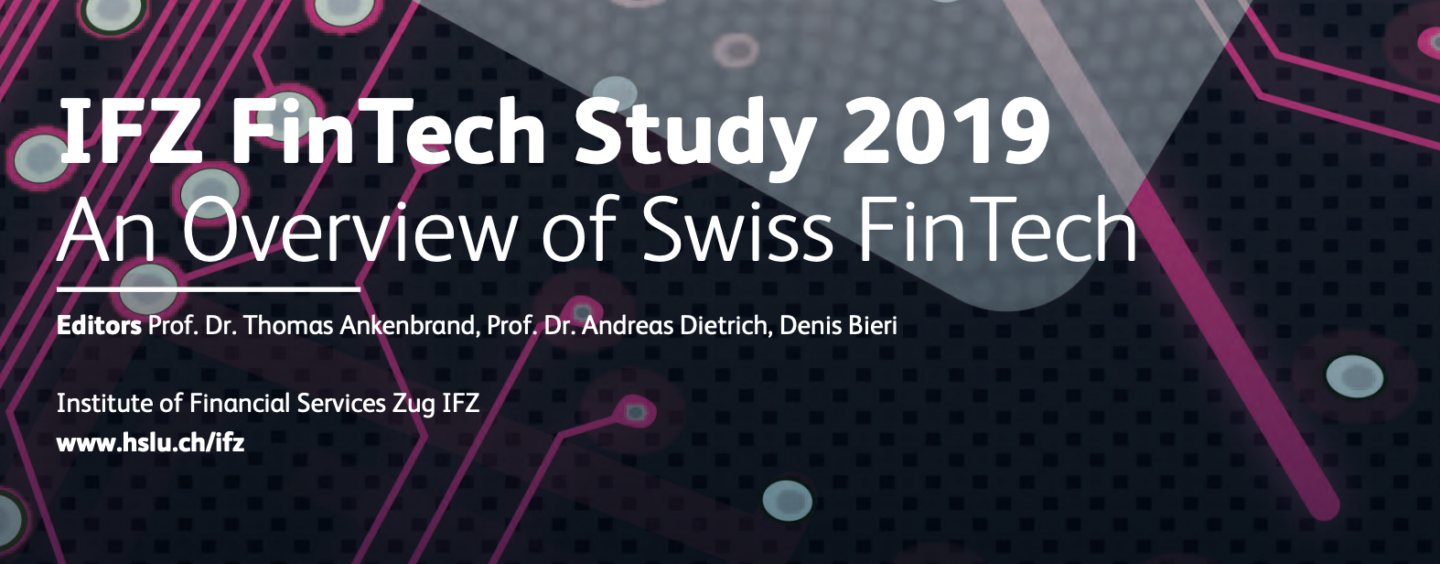 IFZ Study: Swiss Fintech Industry Continues To Grow And Mature