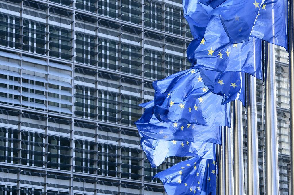 European Union headquarters in Brussels