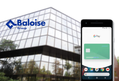 Baloise Bank SoBA Introduces Google Pay