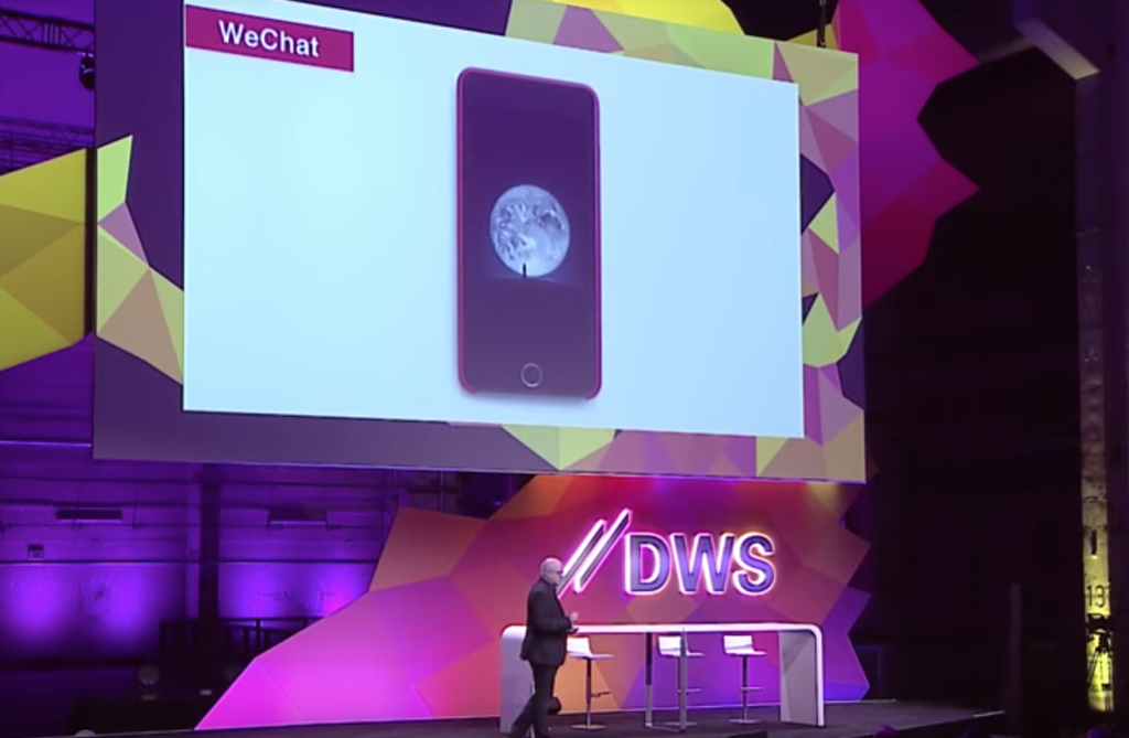 Brett King at the DWS Digital Convention 2018, Berlin, Germany, April 2018 1