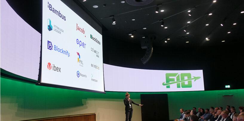 9 Fintech Startup Graduate from F10 Accelerator Program in Zurich