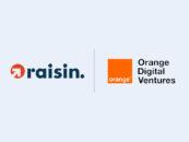Orange Digital Ventures Invests in Raisin's €100m Series D Round