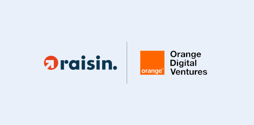 Orange Digital Ventures Invests in Raisin's €100m Series D Round