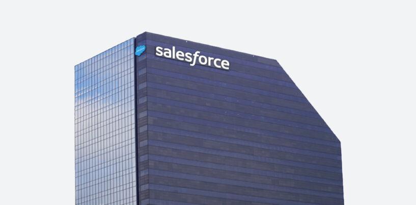 Salesforce Ventures Lanciert Neuen 125 Millionen Dollar Trailblazer Fund für Europa