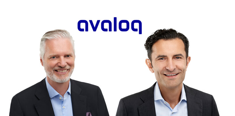 Avaloq's New Appointments: A New Swiss Country Head, and a New Head of Global Sales from Crealogix